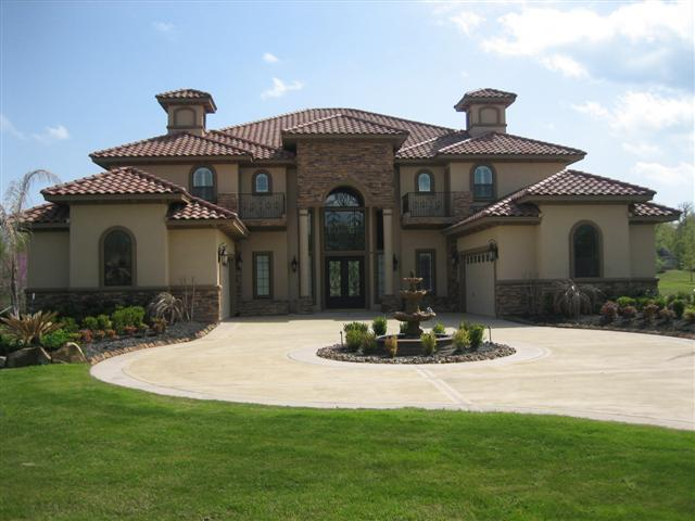 Luxury homes and properties make an impression for Luxury tuscan homes